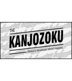 Kanjozoku Street Racers 30 cm