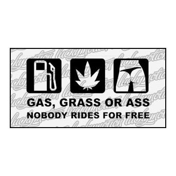 No Free Rides 16 cm