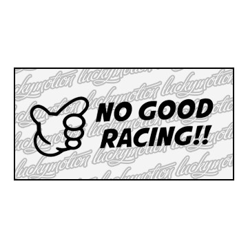 No Good Racing Hand 14 cm