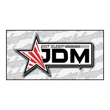 Eat Sleep JDM 12 cm