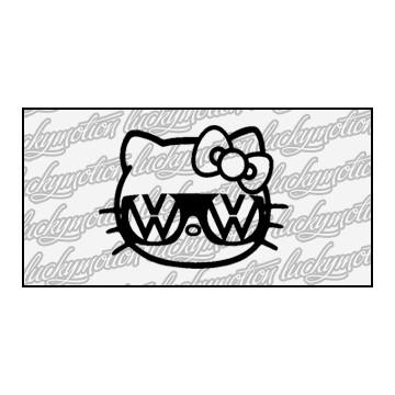 Hello Kitty VW Summer 12 cm