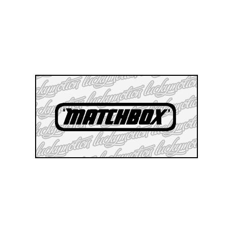 Matchbox 10 cm