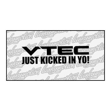VTEC Just Kicked 14 cm