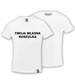 Zamów koszulkę z własnym projektem