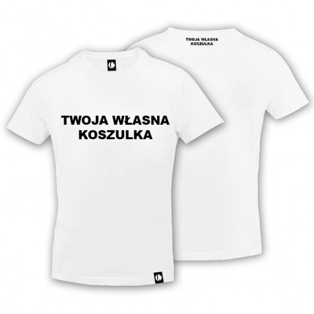Zaprojektuj własna koszulkę