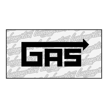 Gas 7 cm