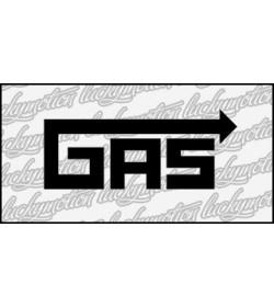 Gas 10 cm