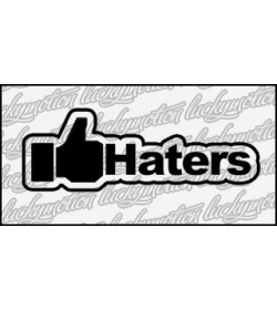 Like Haters 14 cm