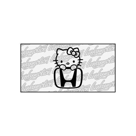 Honda Hello Kitty 9 cm