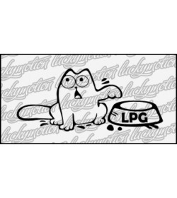 Głodny Kot LPG 14 cm