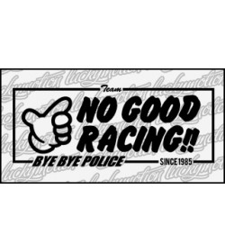 No Good Racing 30 cm