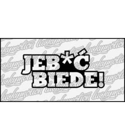 Jeb*c Biedę 11 cm