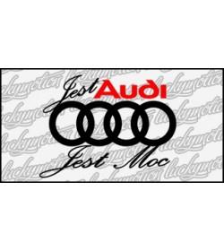Jest Audi Jest Moc 12 cm
