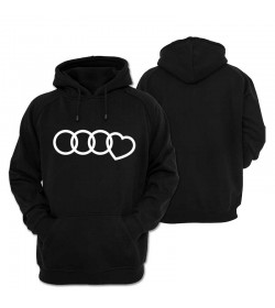 Bluza z kapturem Audi Lover
