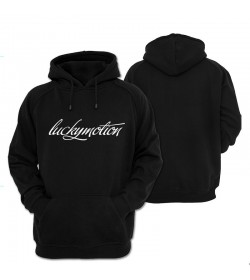 Bluza z kapturem Luckymotion Official