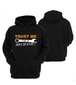 Bluza z kapturem Trust Me Mechanic