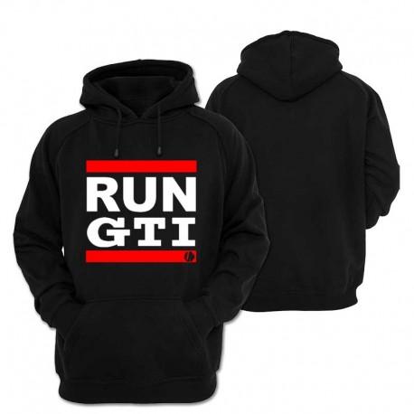 Bluza z kapturem Run GTI