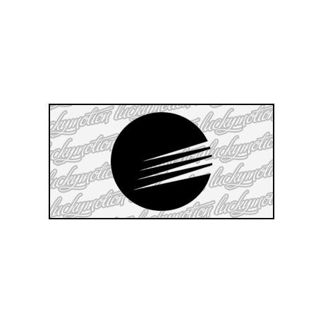 Osaka Night Fighters Logo 7 cm