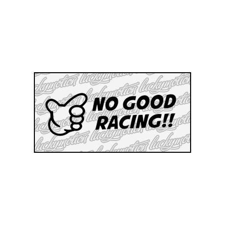 No Good Racing Hand 14 cm