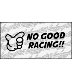 No Good Racing Hand 30 cm