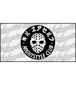 Kanjo Nightstyle Club 30 cm