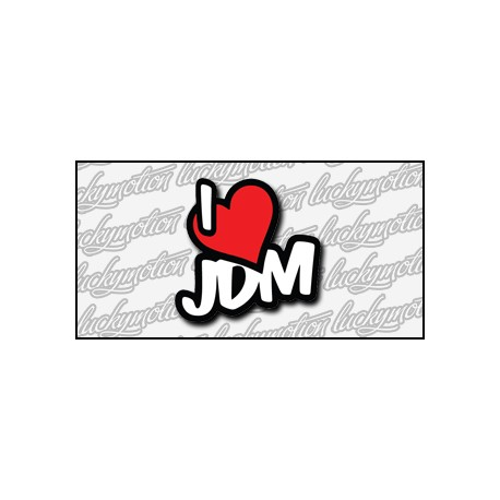 Love JDM 8 cm