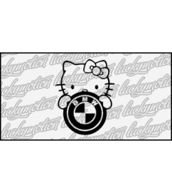 BMW Hello Kitty 10 cm