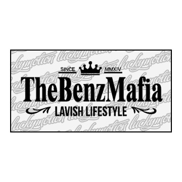 The Benz Mafia 70 cm