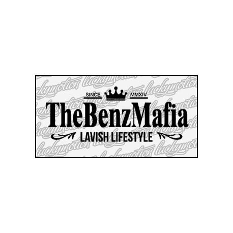 The Benz Mafia 70 cm