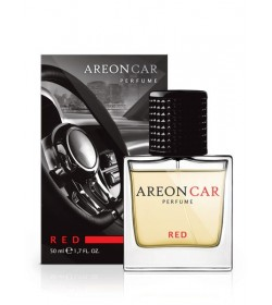 Areon PERFUME 50ML GLASS Red