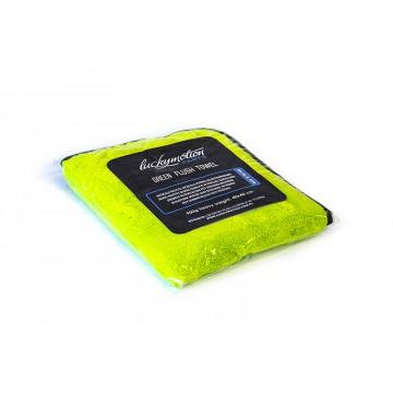 Green Flush Towel