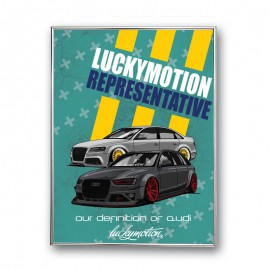 Poster Honda Civic LM