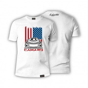 T-shirt Camaro Usa