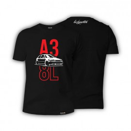 T-shirt A3 8L Vertical
