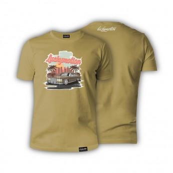 T-shirt Cadillac Palms