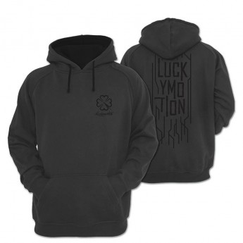 Hoodie Back Lucky