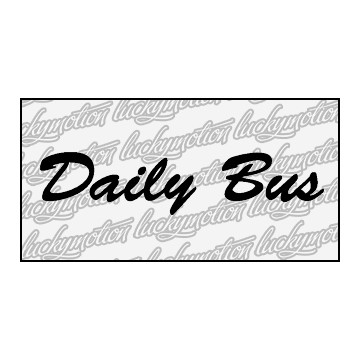 Daily Bus 10 cm
