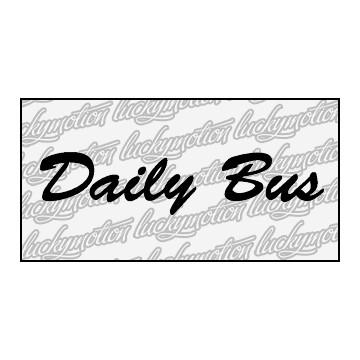 Daily Bus 50 cm