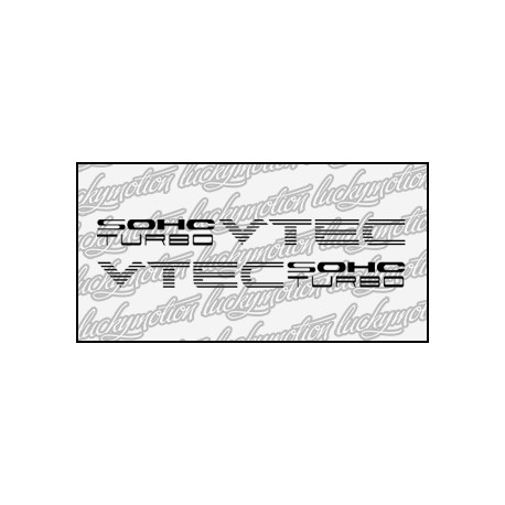 SOHC VTEC Turbo 40 cm