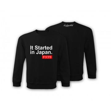 Bluza Start in Japan