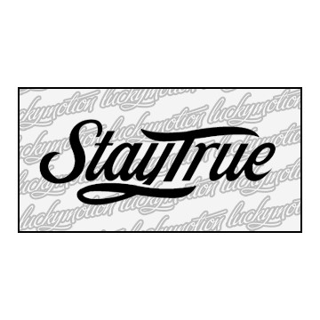Stay True 10 cm