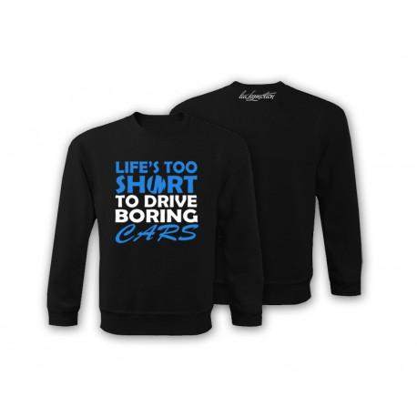 Bluza Boring Cars