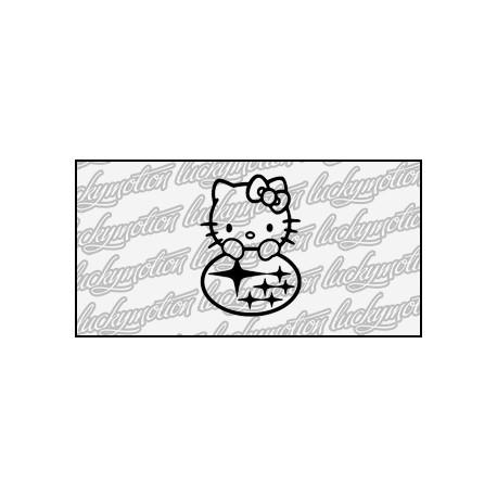 Subaru Hello Kitty 9 cm