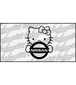 Nissan Hello Kitty 10 cm
