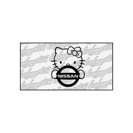 Nissan Hello Kitty 10 cm