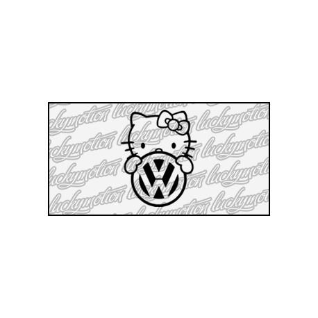Volkswagen Hello Kitty 10 cm