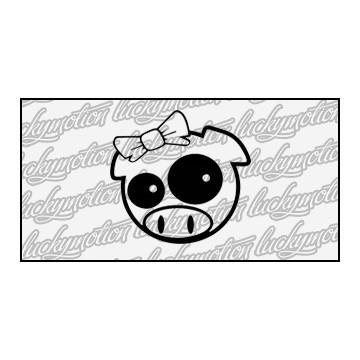 Subaru Pig Girl 8 cm