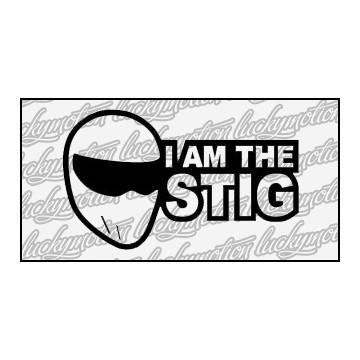 I am Stig 12 cm