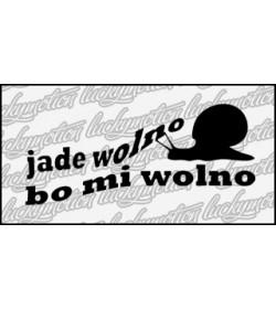 Jade Wolno Bo Mi Wolno 18 cm