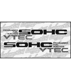 SOHC VTEC C4G 53 cm